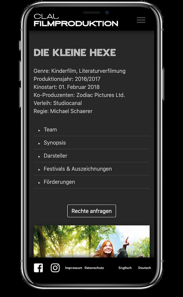 internetseite claussen-putz-mobile